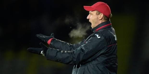 """Vukomanovic: """"Je ne m'attends pas à une autre arrivée"""" - La DH"""