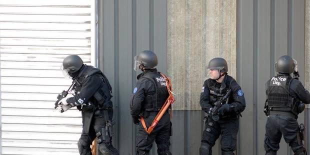 Des armes en plus pour la police de Liège? ! - La DH