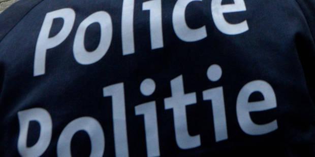 Un policier traîné sur plusieurs mètres par un véhicule en fuite à Wavre - La DH
