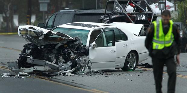 Poursuivi par des paparazzi, Bruce Jenner, le beau-père de Kim Kardashian, provoque un accident mortel - La DH