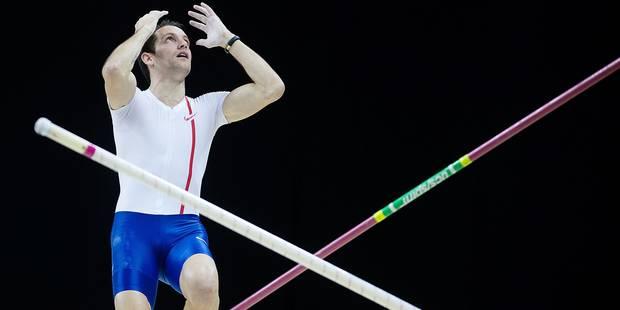 Lavillenie se rapproche de son record du monde - La DH