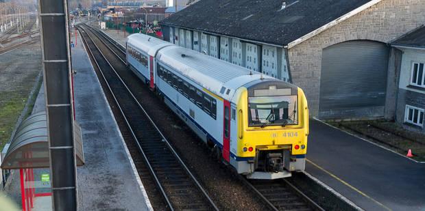 Trafic ferroviaire: les voies sont dégivrées - La DH