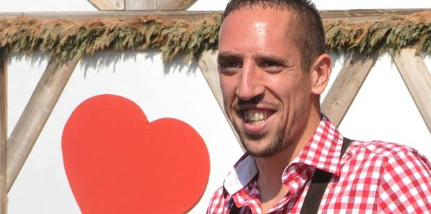Franck Ribéry songe à devenir allemand - La DH