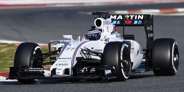 F1 : Bottas signe le meilleur temps ! - La DH