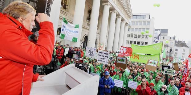 """Des """"manifestations de masses"""" prévues les 31 mars et 1er avril - La DH"""