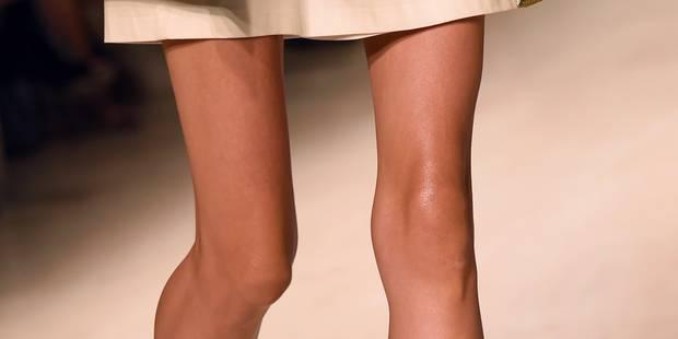 Anorexie: les mannequins trop maigres bientôt bannis des podiums français? - La DH