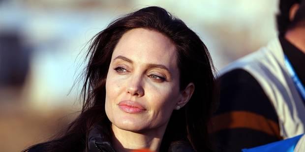 Angelina Jolie, nouvelle figure de la lutte contre le cancer - La DH