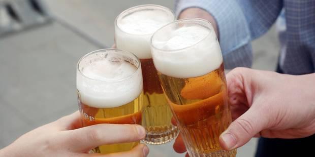 Augmentation du prix de la bière: petits arrangements entre concurrents? - La DH