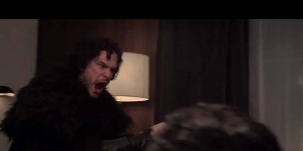 Quand Jon Snow plombe l'ambiance d'un dîner entre amis - La DH
