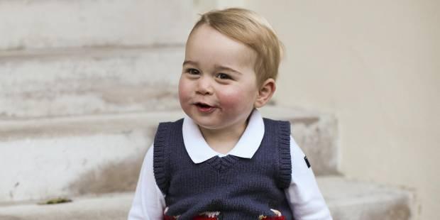 Le prince George, une enfance dorée loin des flashs - La DH