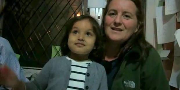 Séisme au népal : Un visa humanitaire pour la petite Dipika - La DH