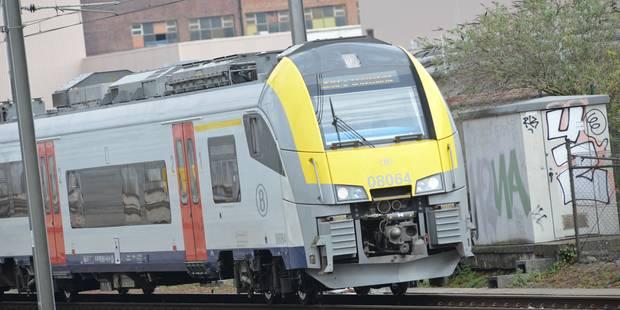 Reprise du trafic ferroviaire sur la ligne entre Bruxelles et Liège - La DH