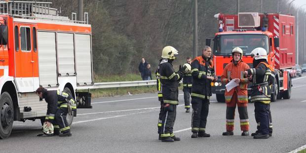 Inquiets et en colère, les pompiers du Brabant wallon annoncent des actions - La DH