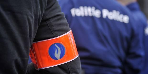 Héroïques, deux policiers médaillés pour avoir sauvé des enfants d'un incendie - La DH