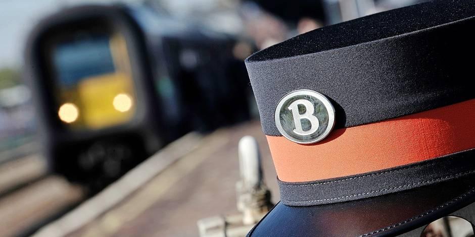Un accompagnateur stagiaire exclu 5 ans de la SNCB après une altercation - La DH