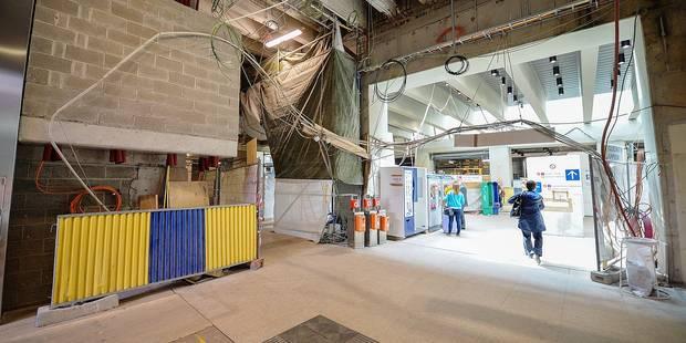 Ces stations de métro en chantier permanent (PHOTOS) - La DH