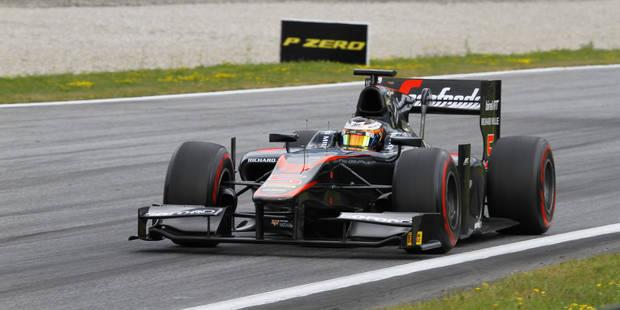 Vandoorne en F1 ce mercredi - La DH