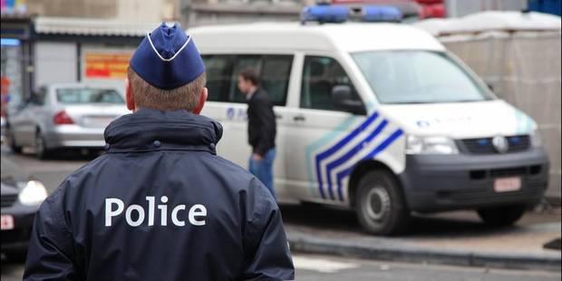 Une bande de voleurs démantelée par la zone de police Midi - La DH