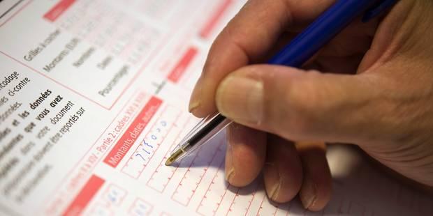 Un Belge sur trois paie ses impôts trop tard - La DH
