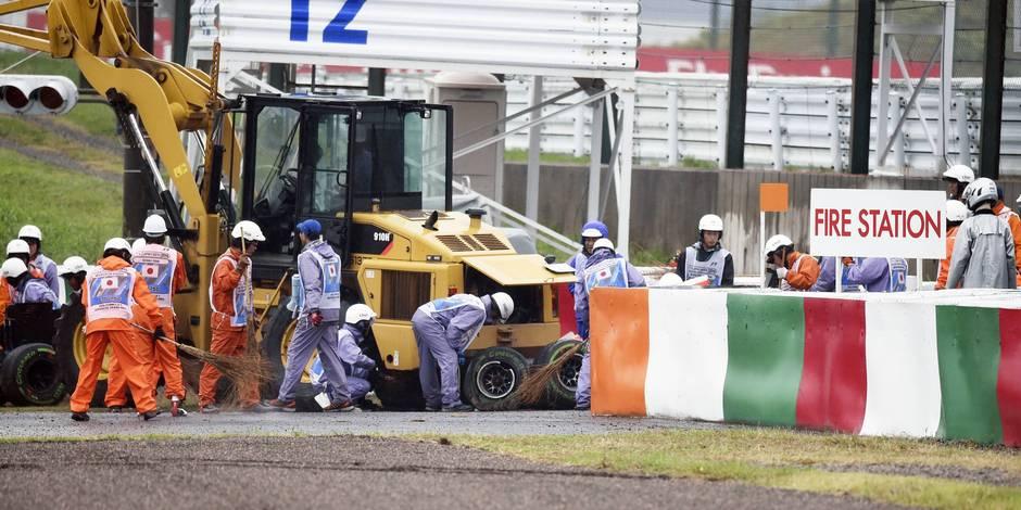 Décès de Jules Bianchi: Une longue liste noire de 35 pilotes en F1 - La DH