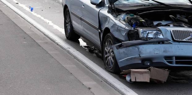Accident mortel à Antoing - La DH