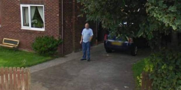 Il ment à sa femme, une voiture de Google le démasque... - La DH