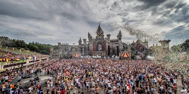 Tomorrowland: déjà 37 festivaliers expulsés pour possession de drogue - La DH