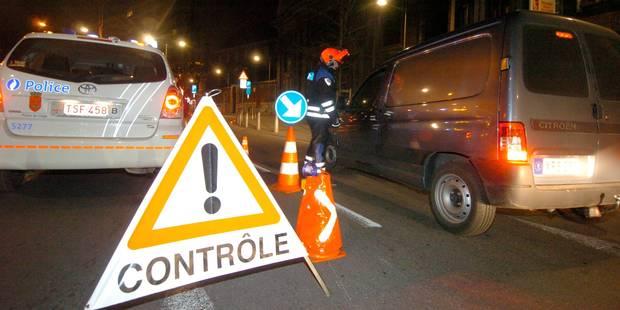 Charleroi: 2 cafés placés sous scellés, 17 conducteurs contrôlés positifs - La DH