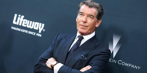 """Pierce Brosnan: """"Un James Bond gay, ce serait intéressant à voir"""" - La DH"""