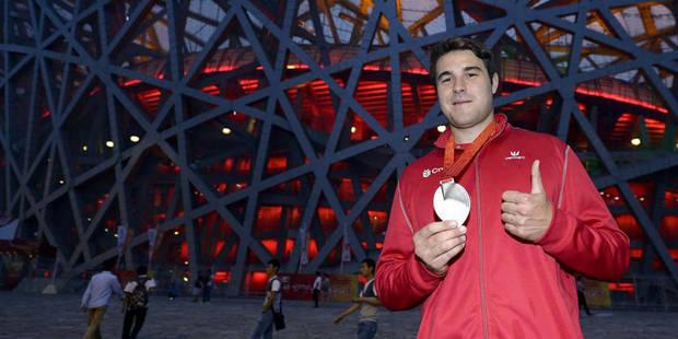 """Philip Milanov, médaillé d'argent: """"Travailler en qualité plutôt qu'en quantité"""" - La DH"""