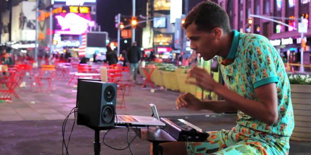 Stromae déferle sur les USA avec une vidéo déjantée made in New York (VIDÉO) - La DH