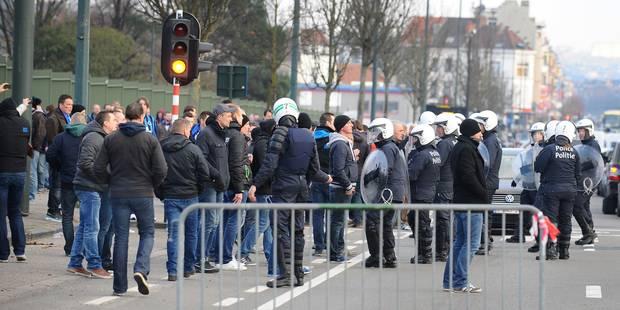 Belgique-Bosnie : des agents de police en grève ! - La DH