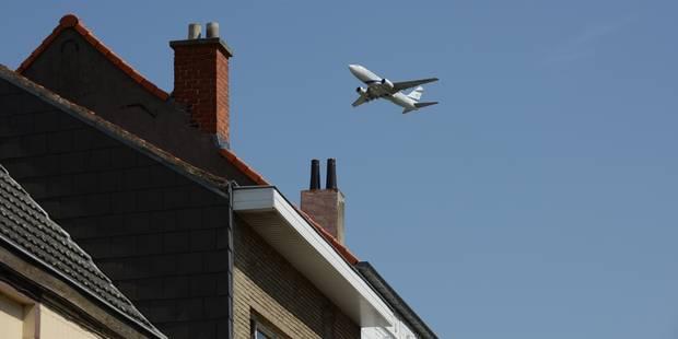 Le MR propose une taxe frappant chaque avion survolant Bruxelles (Infographie) - La DH