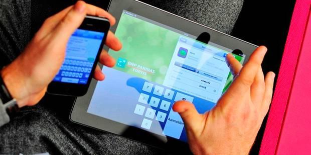 L'envolée du mobile banking - La DH