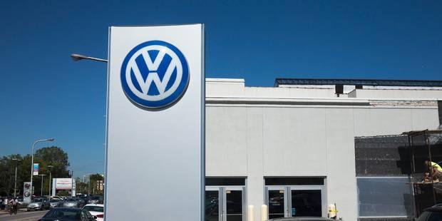 """VW soupçonné de tricherie: D'Ieteren n'était """"pas au courant de ces irrégularités"""" - La DH"""