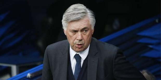 Mal en point, ce club anglais pourrait appeler Carlo Ancelotti à la rescousse - La DH