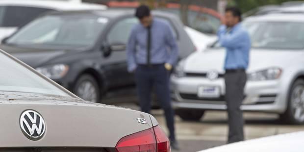 Voitures belges concernées par le scandale Volkswagen: surtout, n'allez pas au garage! - La DH