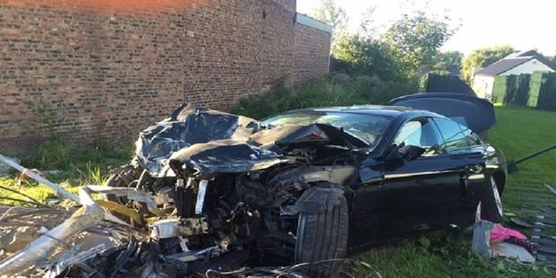 Accident mortel à Wanfercée-Baulet: déclarée morte, la fillette de 4 ans est bien vivante - La DH