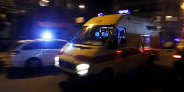 Un jeune de 20 ans grièvement blessé après avoir percuté un tracteur à Bierwart - La DH