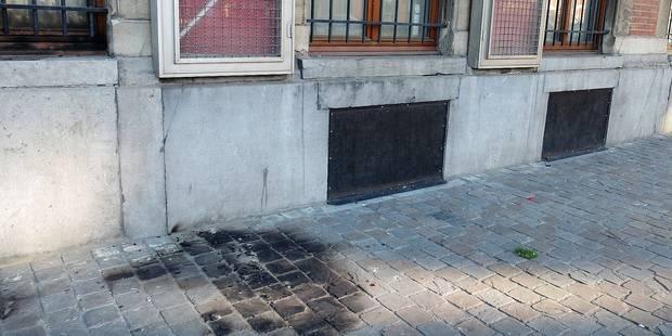 Anderlecht: les images de la maison communale attaquée aux cocktails Molotov (PHOTOS) - La DH