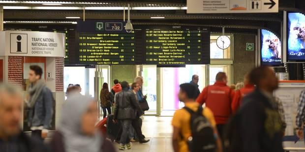 Grève sur le rail: Liège, Namur et Arlon fortement touchés, Infrabel dénonce des actes de sabotage - La DH