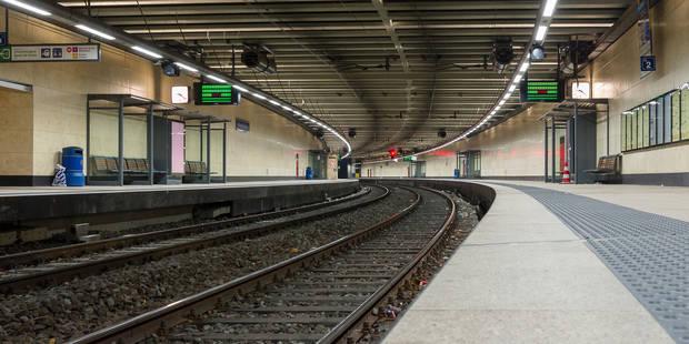 Le trafic ferroviaire rétabli vers l'aéroport de Bruxelles-National - La DH