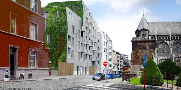 Un projet ambitieux au coeur de Liège ! - La DH