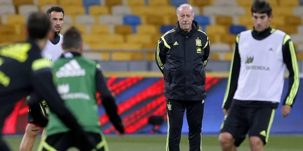 L'Espagne perd encore un joueur avant d'affronter les Diables - La DH