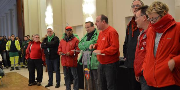 Tournai: la grève du personnel ouvrierde la Ville est levée - La DH
