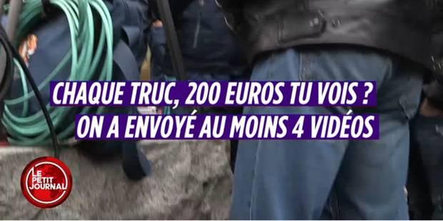 """Le petit business des vidéos amateurs: """"Une 'uberisation' du marché des journalistes"""" - La DH"""