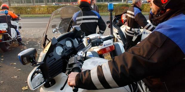 Un motard perd la vie à Herstal - La DH