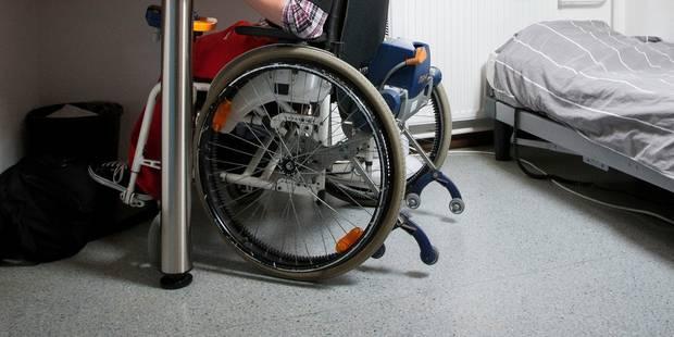 2.000 personnes handicapées exclues du chômage - La DH