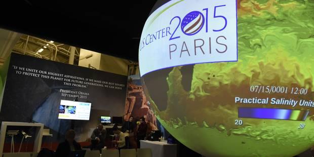 La COP21 entre dans sa dernière ligne droite avec encore beaucoup de pain sur la planche - La DH
