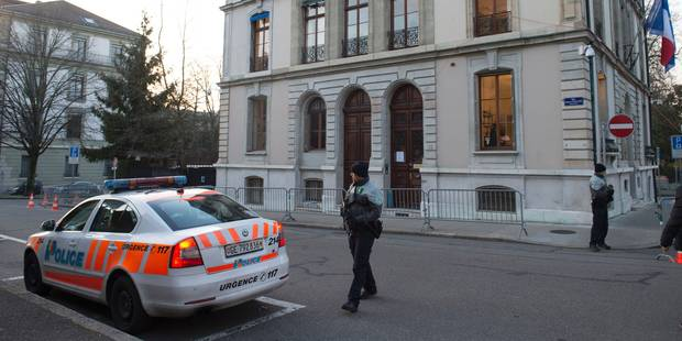 Menace terroriste: la justice suisse confirme l'arrestation de 2 personnes d'origine syrienne - La DH